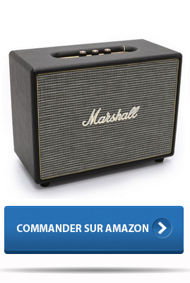 marshall woburn enceinte bluetooth tests prix avis. Black Bedroom Furniture Sets. Home Design Ideas