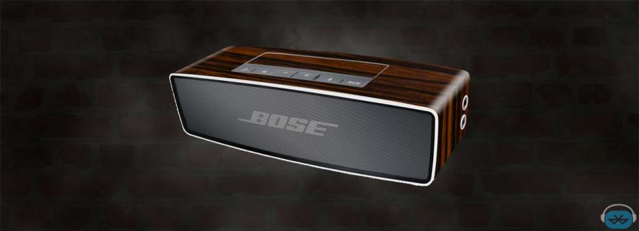 Test et avis sur l'enceinte bluetooth Bose SoundLink Mini