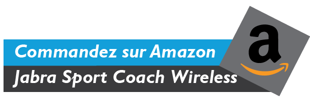 amazon bouton Jabra Sport Coach