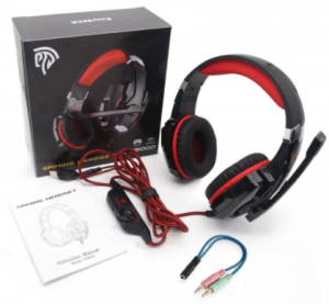 Test casque de gamer EasySMX